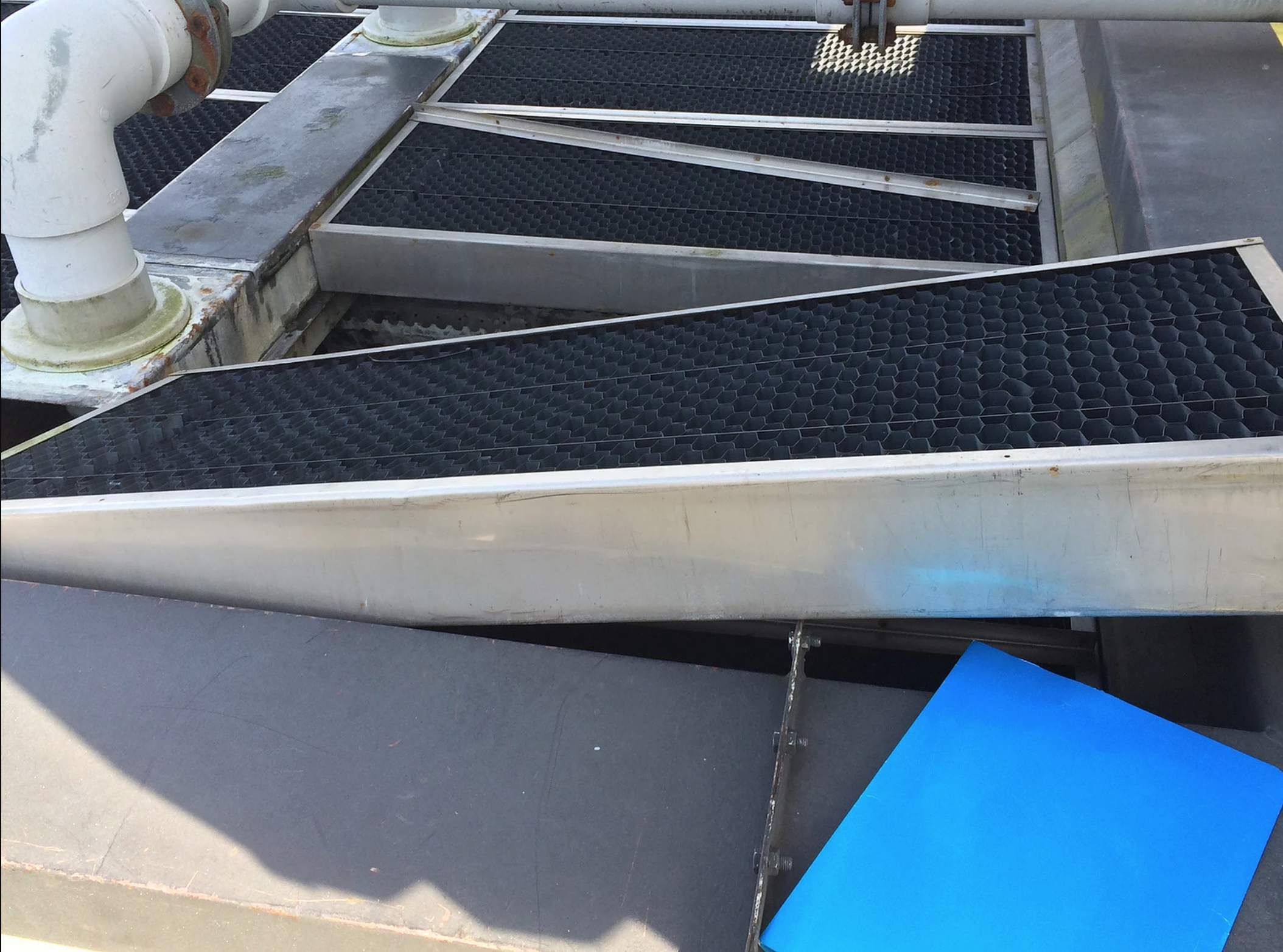 Cooling Tower Contractors - Maintenance, Refurbishments and